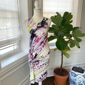 Suki + Solaine ❤️ Jersey Midi Dress ❤️ Size Medium